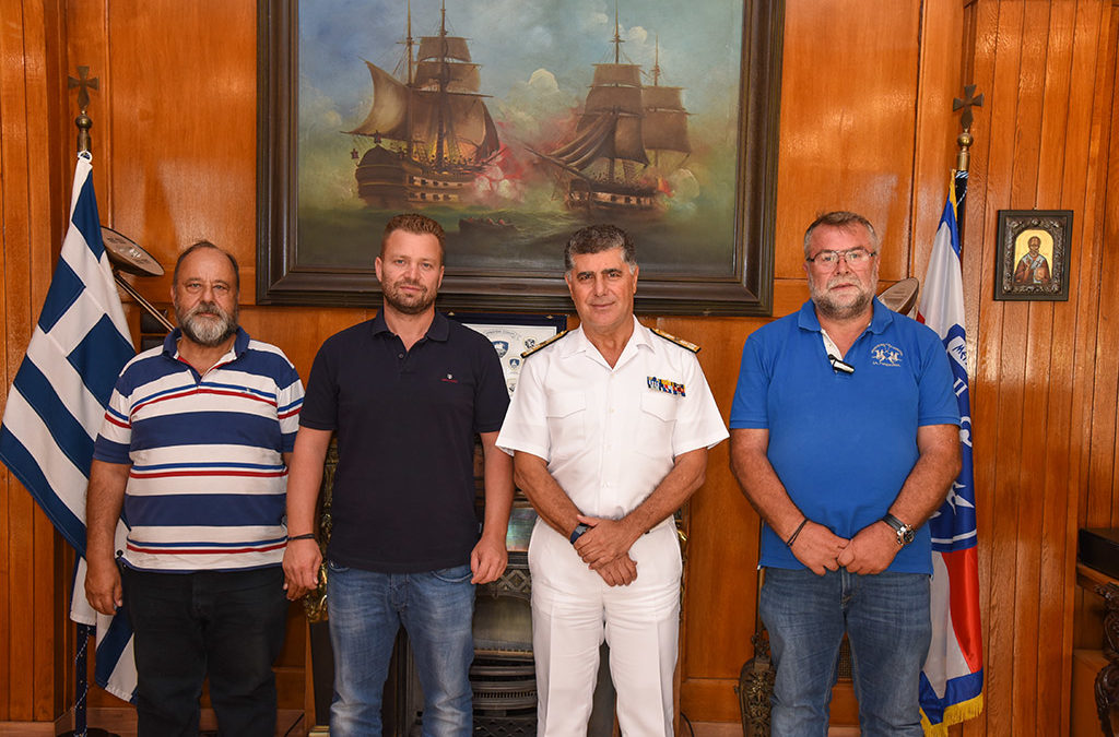 Metlockast has signup a yearly contract with Hellenic Navy